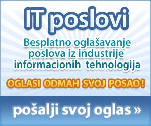 IT Poslovi - Besplatno oglasavanje